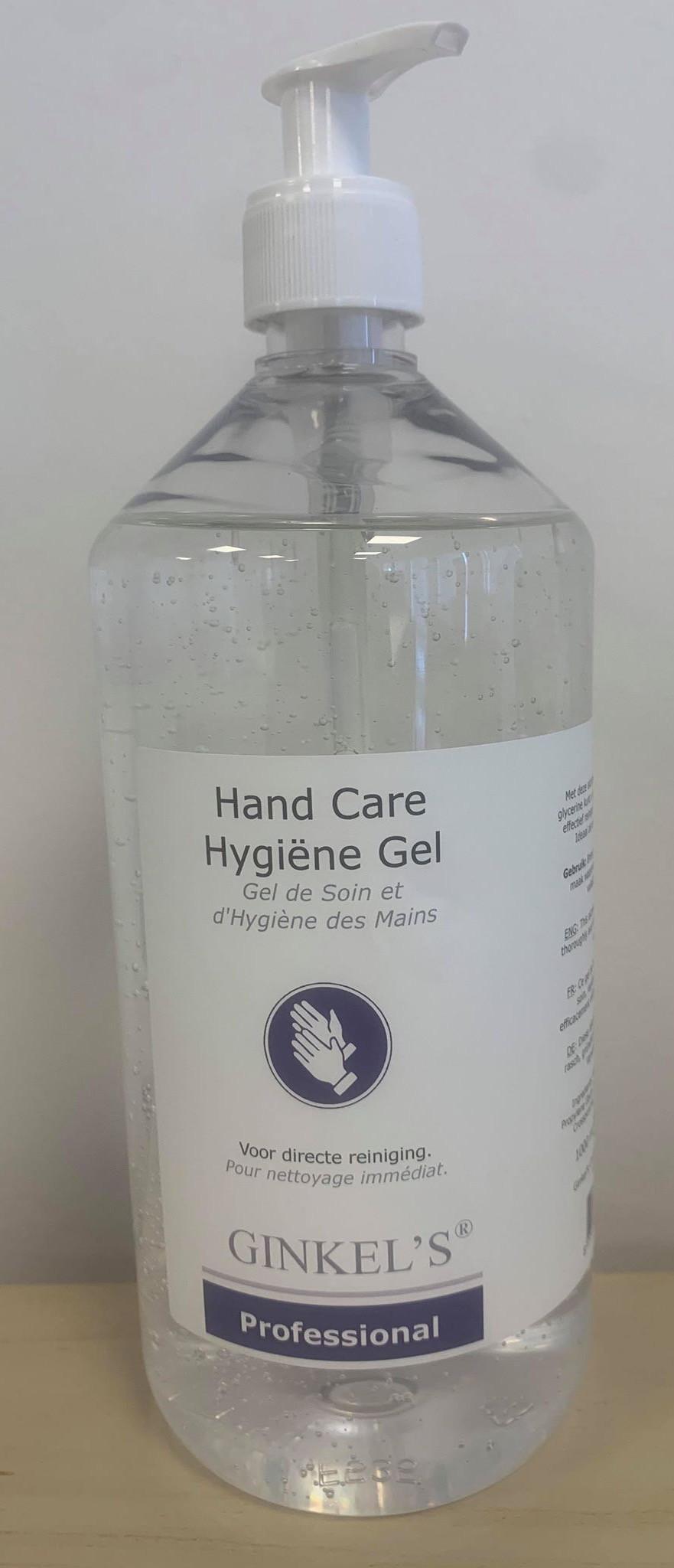 Nærende Håndgel med glycerin 1 l