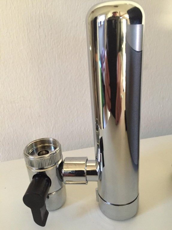 Euro pure water system inkl 2 filtre